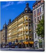 Odion Hotel Canvas Print