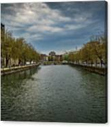 O'donovan Rossa Bridge Canvas Print