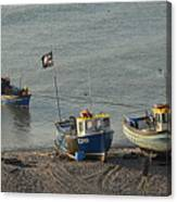 Off To Sea Canvas Print