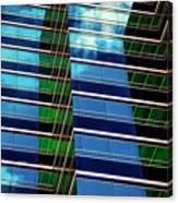 Office Abstract Canvas Print