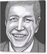Ohio Governor Kacich Canvas Print