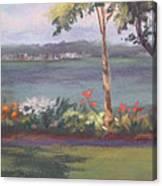 Ohio's Most Beautiful Mile Canvas Print