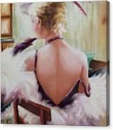 Oil Msc 011 Canvas Print
