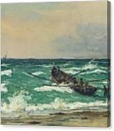 Oil Painting Danish Golden Age Canvas Print