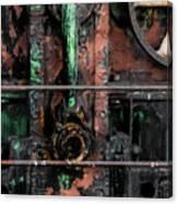 Oil Well Canvas Print