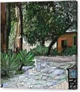 Ojai Arts Center Canvas Print