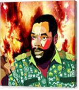 Ojukwu Canvas Print