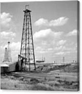 Oklahoma Crude Canvas Print
