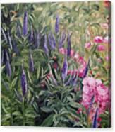 Olbrich Garden Series - Garden 2 Canvas Print