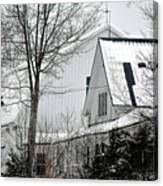 Old Andersson Farmstead Canvas Print
