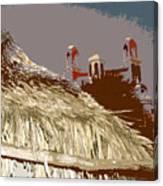 Old Baja Canvas Print