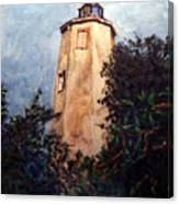 Old Baldy Canvas Print
