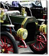 Old Buick Canvas Print