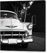Old Chevy Connecticut Canvas Print