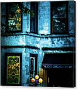 Old Chicago Inn Canvas Print