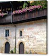Old Court - Bamberg  Canvas Print