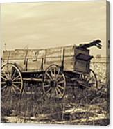 Old Days Canvas Print