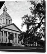 Old Florida State Capitol Building Canvas Print