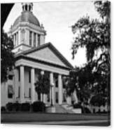 Old Florida State Capitol Canvas Print