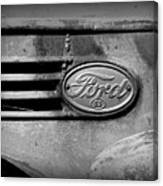 Old Ford 85 Canvas Print