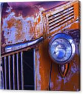 Old Ford Pickup Canvas Print