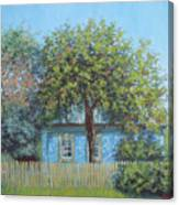Old Garden Canvas Print