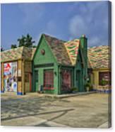 Old Gas Station Route 66 Cuba Mo Dsc05559 Canvas Print