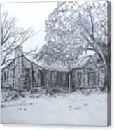 Old Homestead Canvas Print