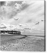 Old Hunstanton Beach, Norfolk Canvas Print