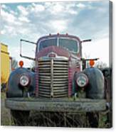 1946 International Truck Canvas Print