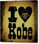Old Kobe Canvas Print