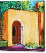 Old Mesilla Canvas Print