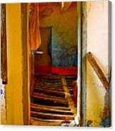 Old Monks Room Canvas Print
