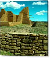Old New Mexico Canvas Print
