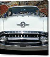 Old Oldsmobile Canvas Print