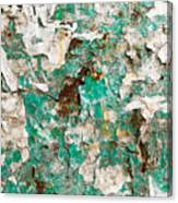 Old Paper And Rust Covered Advertising Board Photograph By