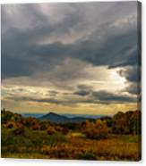 Old Rag - Calm Before The Storm Canvas Print