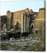Old Rome Canvas Print