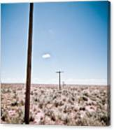 Old Route 66 #6 Canvas Print