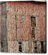 Old Rugged Barn #2 Canvas Print
