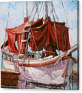 Old Salt Canvas Print