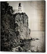 Old Split Rock Lighthouse Canvas Print
