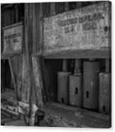 Gray's Stamp Mill Canvas Print