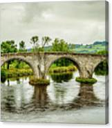 Old Stirling Bridge Canvas Print