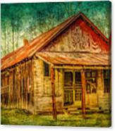 Old Store Canvas Print