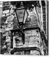 Old Street Light Canvas Print