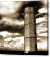 Old Tower  Canvas Print
