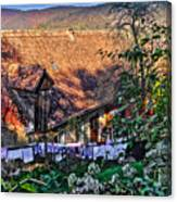 Old Town, Sighisoara Canvas Print