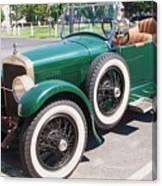 Old  Vintage Car Canvas Print