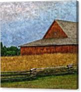 Old Virginia Canvas Print
